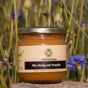Bio Honig mit Propolis (500g)  bio Planetbox  Honig  Planetbox  du entscheidest de  essen trinken  bio  frühstück