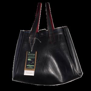 ecowings-Handtasche- handmade  planetbox  du entscheidest de  shop vegan  fair trade