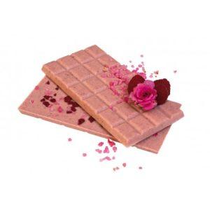 himbeere-rose planetbox  du entscheidest de   shop Himbeere  Rose Schokolade glutenfrei by Bischenberg bio  vegan  shop  natur