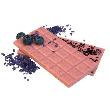 waldbeere-veilchen planetbox Waldbeere & Veilchen Schokolade glutenfrei by Bischenberg online shop  planetbox du entscheidest de