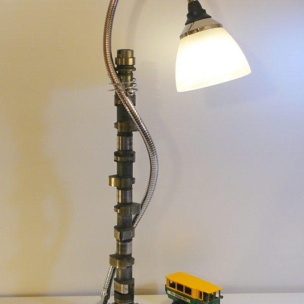 Tischleuchte ÄSCULAP by ML Upcycling Licht Leuchten mit Ausstrahlung  planetbox du entscheidest de  shop