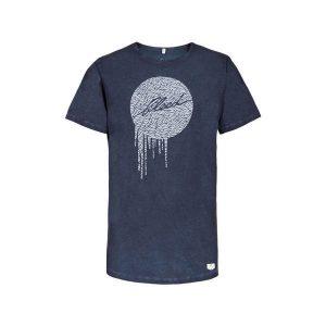 Dot T-Shirt blau by vegamina -Shop  vegan mode    planetbox  du  entscheidest de  shop  news