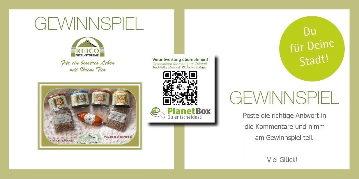 planetbox Hannelore Abbenhaus Tierbedarf Ernährungsberaterin REICO Vital Systeme  gewinnspiel planetbox  du entscheidest de   natur  umwelt  bio  vegan  news  win