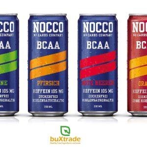 NOCCO BCAA Drink Variety Pack 4er buxtrade shop  buxtehude   anzeigenmarkt  vegibo com   soziales netzwerk   besser leben besser kaufen vegan   veggie planetbox du
