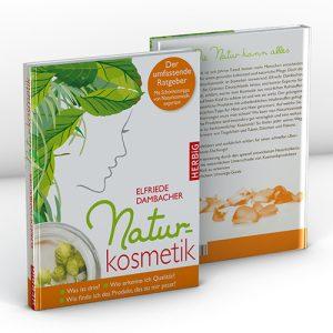 vegibo  anzeige  sachbücher und co NEU Buch - Naturkosmetik Elfriede Dambacher Herbig Verlag