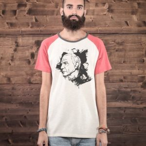 M-STTM515-Strick-White-Vintage-Red-Pablo_Picasso Strick T-Shirt_by_green-shirt.de_planetbox-duentscheidest.de_shop_news_bio-Shirt_vegan_shirt_mode