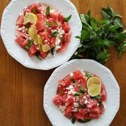 Wassermelonensalat mit Feta und Minze_rezept_spür_sinn_spuersinn_planetbox-duentscheidest.de_news_bio_low_garb