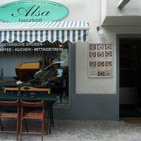 ALSA Naturkost/ Vegetarische Speisen Berlin-Friedenau