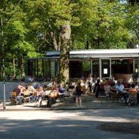 Café Restaurant Bergstation Frankfurt