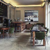 Friedel Richter Restaurant / Berlin