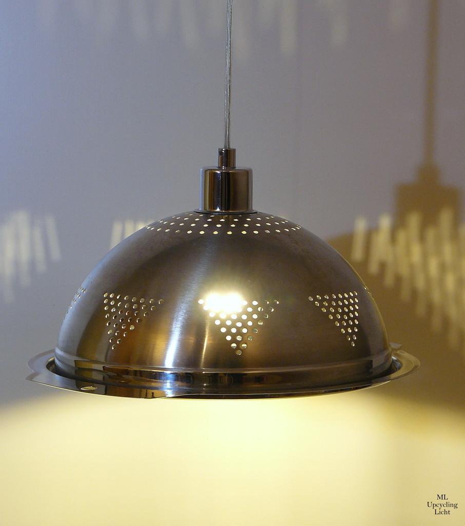 Universal deckenleuchte by ml upcycling licht leuchten for Licht leuchten
