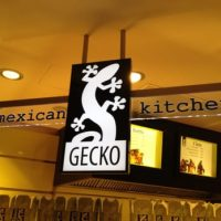 Gecko mexican kitchen