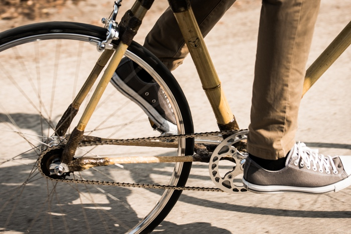 Crowdfunding Bamboo Bikes For Everyone The Koala One