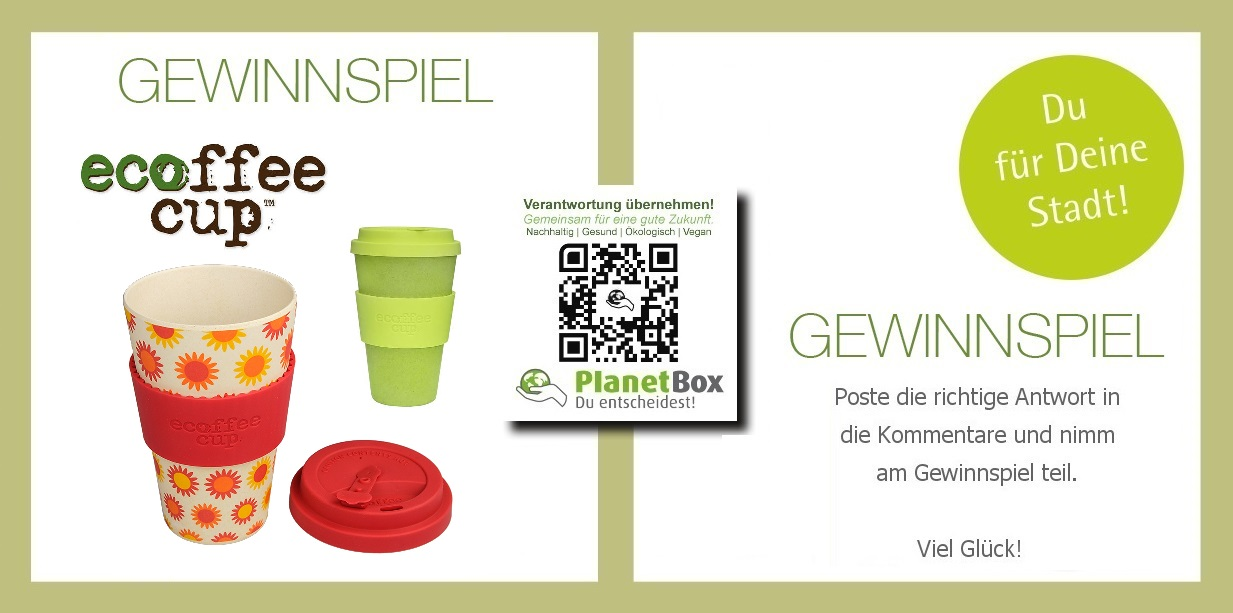 Bambus Ecoffee Cup Happy Becher Archives Planetbox