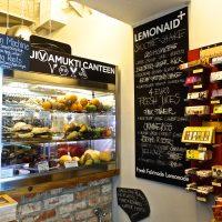 JiVamukti Canteen Vegetarisches/Veganes Restaurant · Yoga-Studio