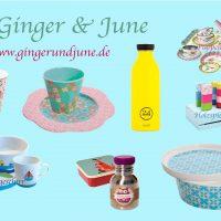Ginger & June