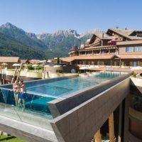 Alpin Panorama Hotel Hubertus Südtirol