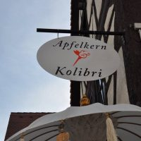 Café Bar Apfelkern und Kolibri / Bad Vilbel