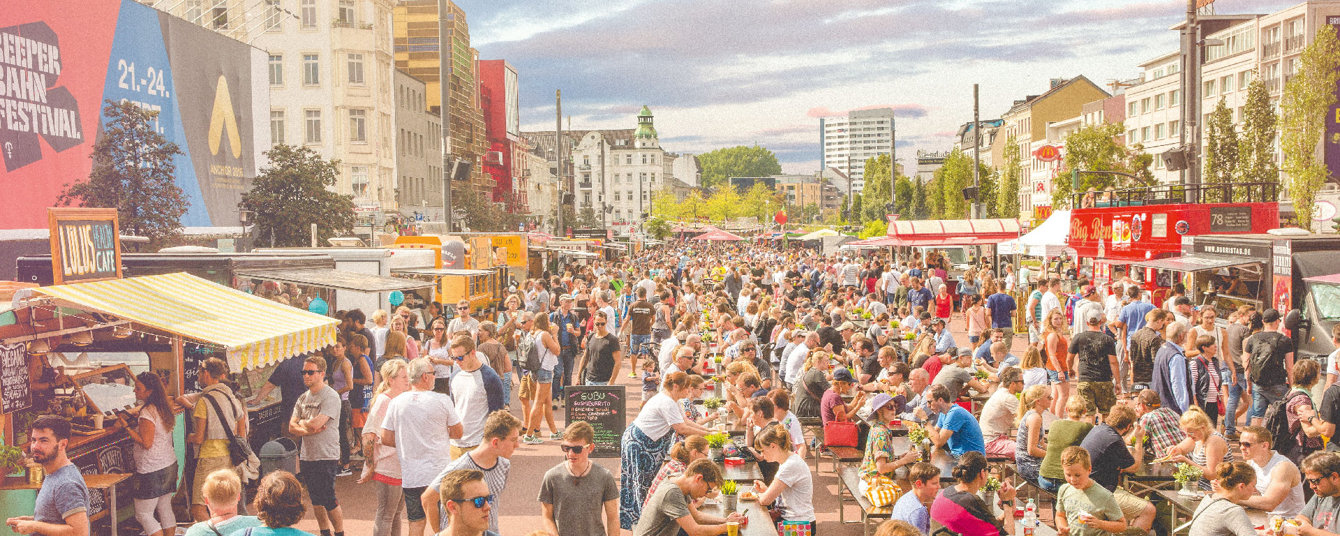 Food Truck Festival Hamburg St Pauli 17 05 21 05 2018