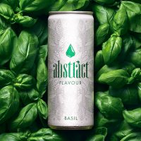 Abstract Flavour Basil Limonade
