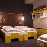 Superbude Hotel & Hostel / Hamburg- St. Georg