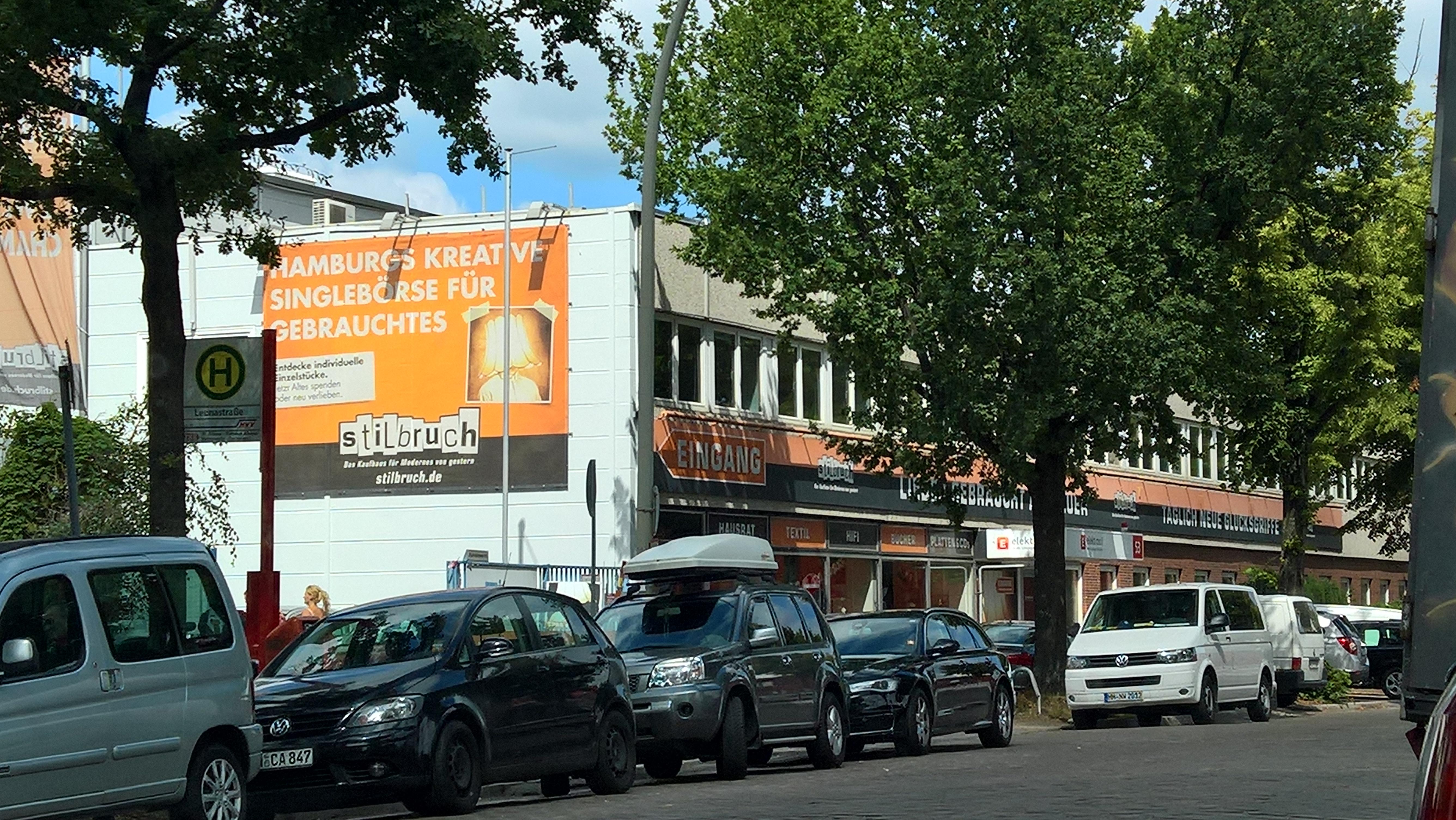 Kaufhaus Stilbruch Hamburg Planetbox Du Entscheidest Second Hand