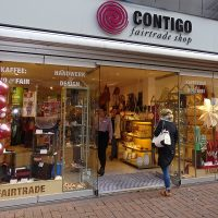 CONTIGO Fairtrade Shop / Hannover