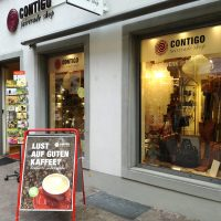 CONTIGO Fairtrade Shop / Konstanz