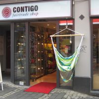 CONTIGO Fairtrade Shop / Marburg