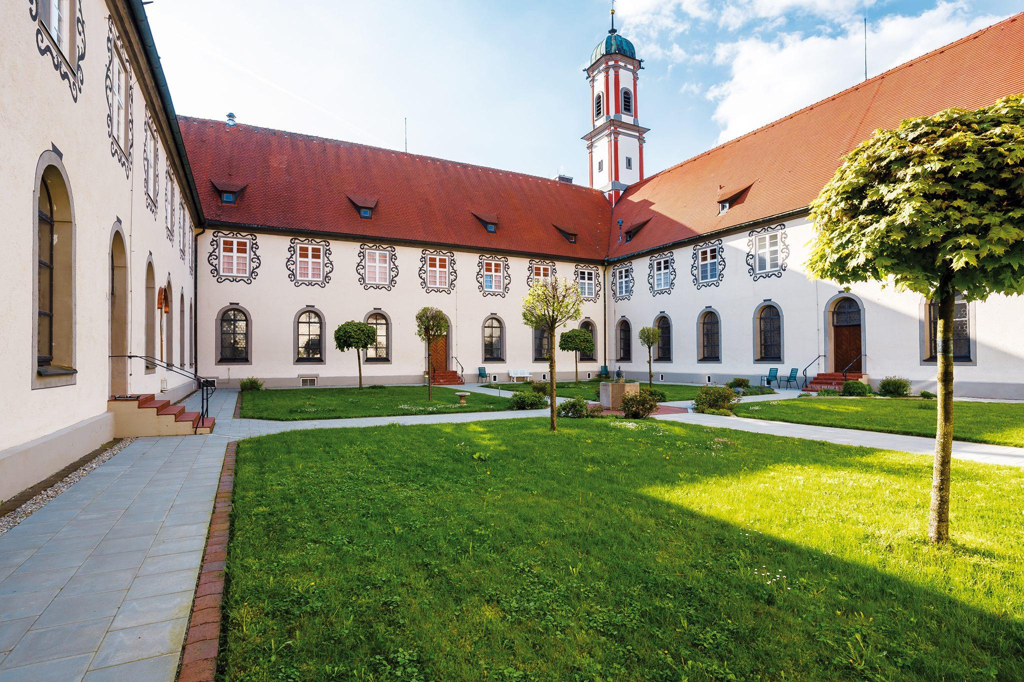 KurOase im Kloster / Bad Wörishofen - Planetbox