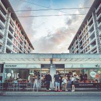 Tonic restaurant / Genf