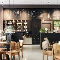 Bistro Bardot's Bio Deli Restaurant / Berlin