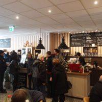 Hannoversche Kaffeemanufaktur / Flagshipstore Hannover