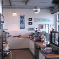 Grete's - Café am Kai / Bremerhafen