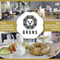 Café BRUNS / Braunschweig