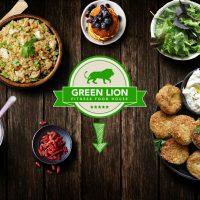 Green Lion - Fitness Food House / Nürnberg