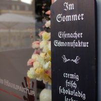 Zucker & Zimt Eis- und Schokoladenmanufaktur / Eisenach
