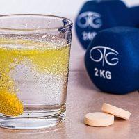 Nahrungsergänzungsmittel -Vitamin-Kapseln und Co. das Geschäft mit der Gesundheit