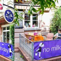 No Milk Today / Berlin