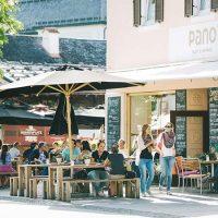 Pano Brot & Kaffee / Garmisch-Partenkirchen